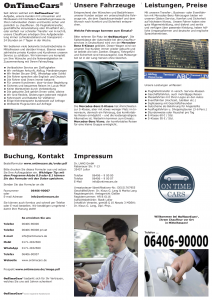 Limousinenservice Gießen